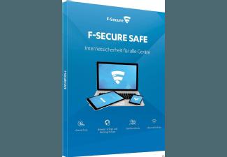 Produktbild F-Secure SAFE - 2017 (1 Jahr / 3 Geräte)