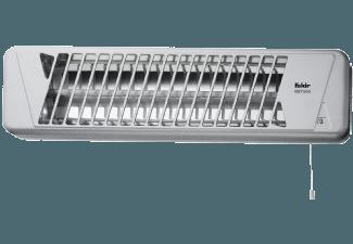 Produktbild FAKIR 6352006 BST 600  Heizstrahler  Silber