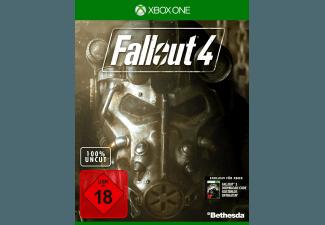 Produktbild Fallout 4 � Uncut - Xbox One