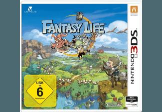 Produktbild Fantasy Life - Nintendo 3DS