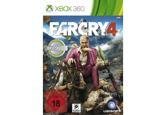 Produktbild Far Cry 4 - Xbox 360