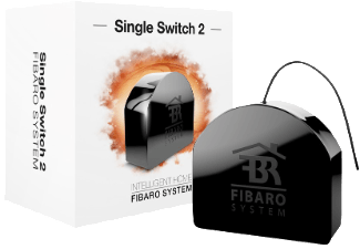Produktbild FIBARO FGS-213 ZW5  Unterputz-Modul  System: Z-Wave