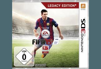 Produktbild FIFA 15 Legacy Edition (Software Py