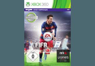 Produktbild FIFA 16 - Xbox 360