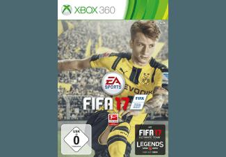Produktbild FIFA 17 - Xbox 360