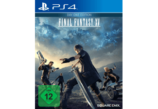 Produktbild Final Fantasy XV (Day One Edition) - PlayStation 4