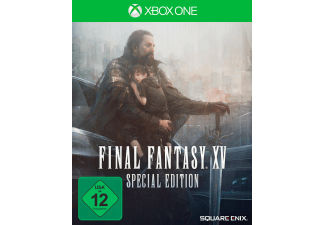 Produktbild Final Fantasy XV (Limited Steelbook Edition) - Xbox
