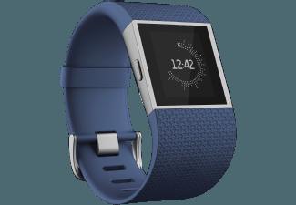 Produktbild FITBIT Surge  Smart Watch  Elastomer/Edelstahl  S