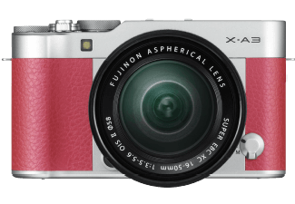 Produktbild FUJIFILM X-A 3 Systemkamera  24.2 Megapixel  3x opt. Zoom  APS-C CMOS Sensor  Externer Blitzschuh