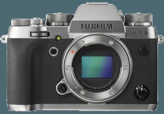 Produktbild FUJIFILM X-T2 Gehäuse Systemkamera  24.3 Megapixel  4K  Full HD  HD  APS-C X-Trans CMOS III Sensor