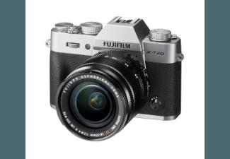Produktbild FUJIFILM X-T20 Systemkamera  24.3 Megapixel  3x opt. Zoom  4K  APS-C X-Trans CMOS III Sensor