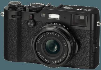 Produktbild FUJIFILM X100F Kompaktkamera  24.3 Megapixel  APS-C X-Trans CMOS III Sensor  Externer Blitzschuh