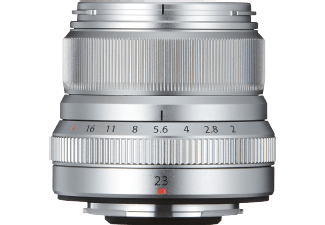 Produktbild FUJIFILM XF23mm F2 R 23 mm-23 mm F2  Gemäßigtes Weitwinkel  System: FUJIFILM X-Mount