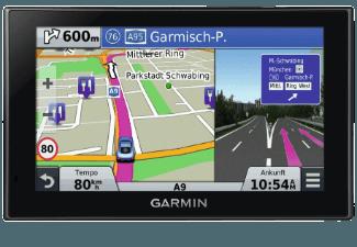 Produktbild GARMIN nüvi 2599LMT-D  PKW Navigationsgerät  5 Zoll  Kartenmaterial Europa  45 Länder  Micro-SD