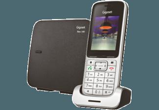 Produktbild GIGASET SL 450  Schnurlostelefon  Platin/Schwarz