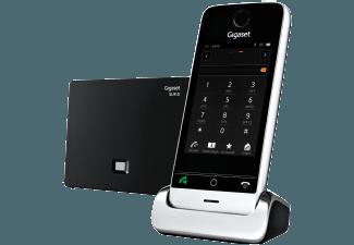 Produktbild GIGASET SL 910  Schnurloses Telefon  Schwarz