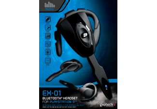Produktbild GIOTECK EX-01 Bluetooth Wireless Headset Mono