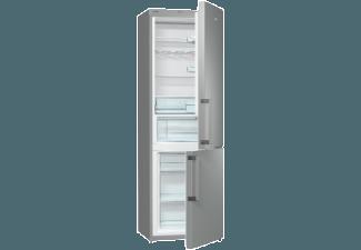 Produktbild GORENJE RK6192EX  Kühlgefrierkombination  A++  232 kWh  1850 mm hoch