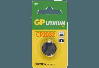Produktbild GP GP Batteries Lithium Batterie Knopfzelle CR2032 Knopfzelle