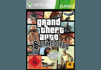Produktbild Grand Theft Auto - San Andreas - Xbox 360