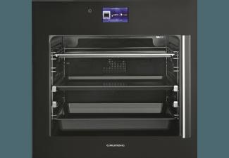 Produktbild GRUNDIG GEZS 59000 BL Minibackofen