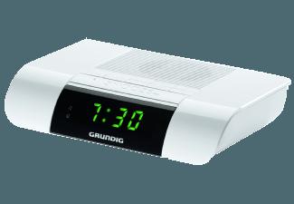 Produktbild GRUNDIG KSC 35  Uhrenradio  Weiß
