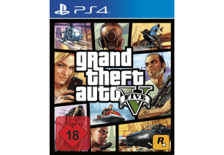 Produktbild GTA 5 - Grand Theft Auto V - PlayStation 4