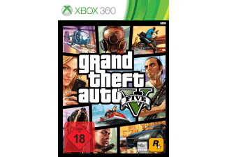 Produktbild GTA 5 - Grand Theft Auto V - Xbox 360