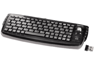 Produktbild HAMA 081855 Wireless Keyboard Live