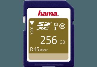 Produktbild HAMA 114946 SDXC Speicherkarte  256 GB  45 Mbit/s  Class