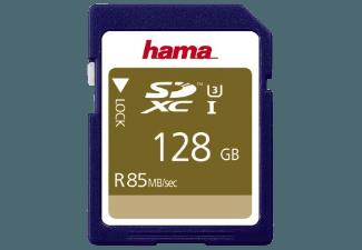 Produktbild HAMA 114950 SDXC Speicherkarte  128 GB  85 MB/s  UHS Class