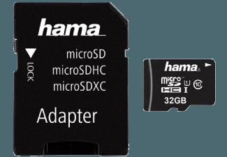 Produktbild HAMA Action Micro-SDHC Speicherkarte  32 GB  45 Mbit/s  Class