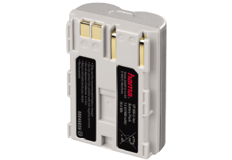 Produktbild HAMA CP 826  Li-Ion passend für EOS 50D  PowerShot G6  1400 mAh