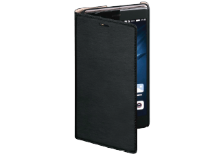 Produktbild HAMA Slim  Bookcover  P9  High-Tech-PU  Schwarz