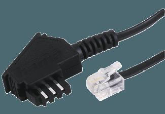 Produktbild HAMA TAE-F-Stecker Telefonkabel  15 m