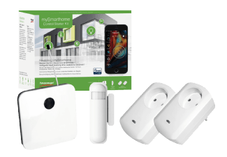 Produktbild HAUPPAUGE mySmarthome Control Starter Kit  Z-Wave-Hub