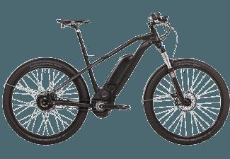 Produktbild HNF HEISENBERG XD1 URBAN 17 L/XL  Pedelec  Urbanbike  49.5 cm  27.5 Zoll  25 km/h  Schwarz