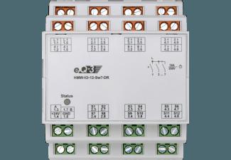 Produktbild HOMEMATIC 76805 HMW-IO-12-SW7-DR  I/O-Modul  System: