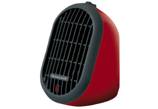 Produktbild HONEYWELL HCE100RE  Heizlüfter  Rot