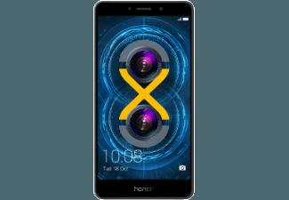 Produktbild HONOR 6X  Smartphone  32 GB  5.5 Zoll  Grau  LTE