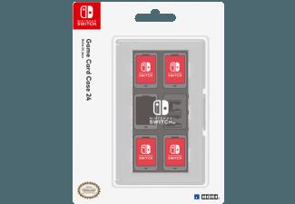 Produktbild HORI Nintendo Switch Card Case (24) - Transparent