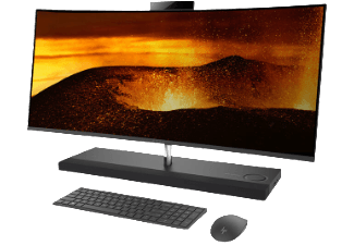 Produktbild HP ENVY Curved All-in-One (34-b000ng )  All-in-One mit Core� i7 Prozessor  2 TB HDD  256 GB SSD