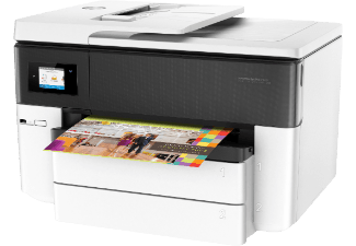 Produktbild HP OfficeJet Pro 7740  All-in-One-Großformatdrucker