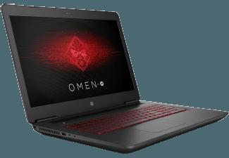 Produktbild HP OMEN 17-w133ng, Notebook mit 17.3 Zoll Display, Core� i7 Prozessor, 16 GB RAM, 512 GB SSD,