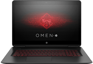 Produktbild HP OMEN 17-w228ng, Gaming-Notebook mit 17.3 Zoll Display, Core� i7 Prozessor, 8 GB RAM, 1 TB HDD,