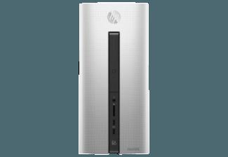 Produktbild HP PAVILION 550-141NG  Desktop-PC mit Core i7 Prozessor  8 GB RAM  1 TB HDD  128 GB SSD  NVIDIA
