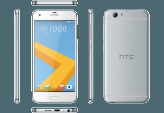 Produktbild HTC One A9s  Smartphone  32 GB  5 Zoll  Aqua Silber