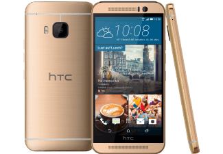 Produktbild HTC One M9 (Prime Camera Edition)  Smartphone  16 GB  5 Zoll  Gold