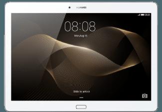 Produktbild HUAWEI MediaPad M2 10.0 Premium Wifi, Tablet mit 10.1 Zoll, 64 GB Speicher, 3 GB RAM,