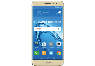 Produktbild HUAWEI Nova Plus  Smartphone  32 GB  5.5 Zoll  Gold  LTE